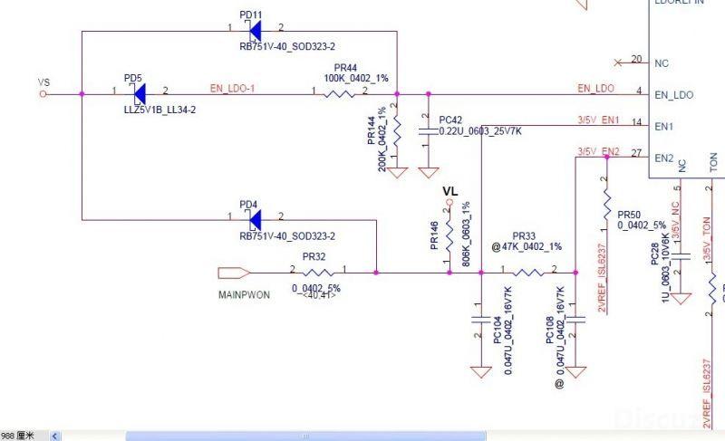 en5532前级电路图