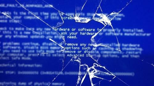 电脑不显黑屏类故障大全