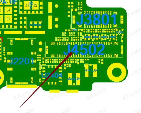 iPhone7 Plus背光电路升压电容坏导致触发大电流不开机故障维修