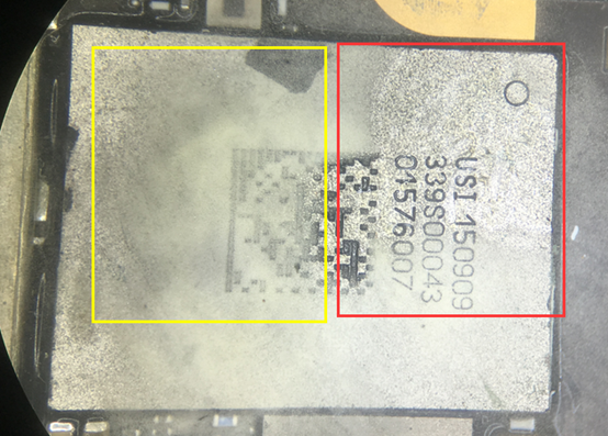 iPhone6s Plus手机耗电快,系统提示温度过高维修案例
