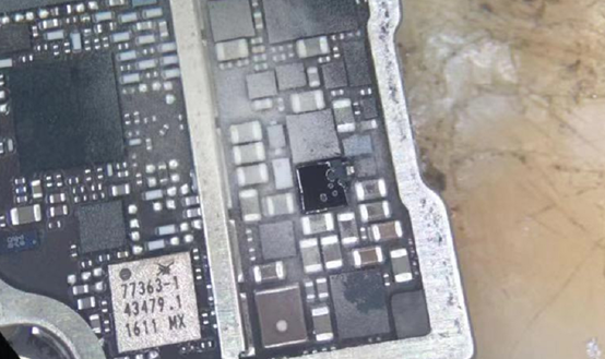 iPhone7P手机不开机故障维修案例