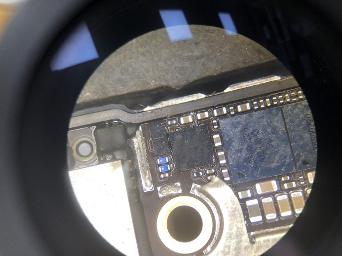 iPhone 7 Plus白苹果故障维修