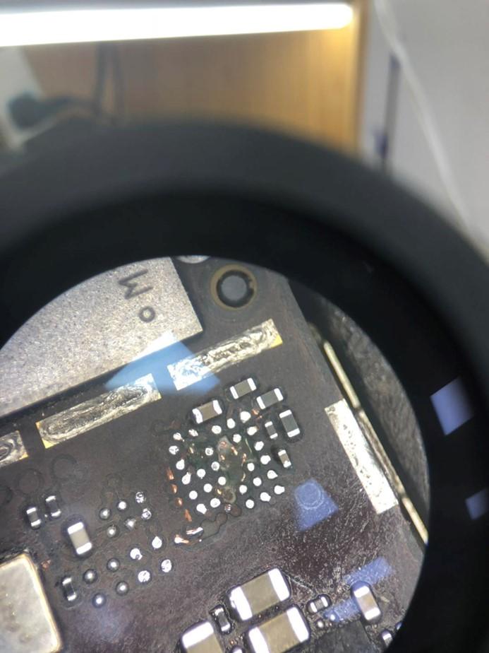 二修iPhone6手机无法充电维修